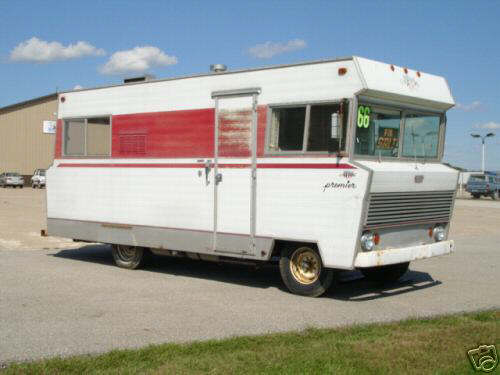 1978 Winnebago Chieftain Motorhome #49567