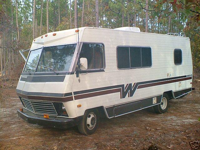 Motorhome For Sale Miami >> 1982 Winnebago Brave Motorhome