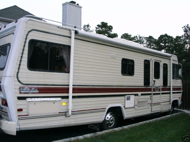 Motorhome For Sale Near Me Perfect Red Motorhome For